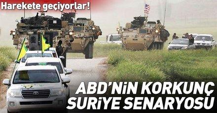 ABDde PKKyı silahlandırmak için DAEŞi canlandıracak