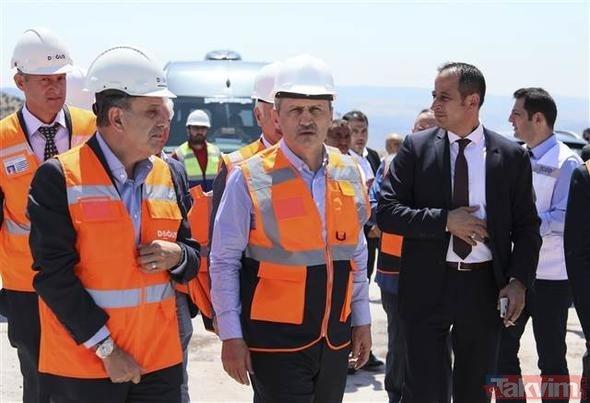 Ankara ile Sivas arasındaki ulaşım 2 saate inecek