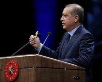 Erdoğan: Biz bunu yutmayız!