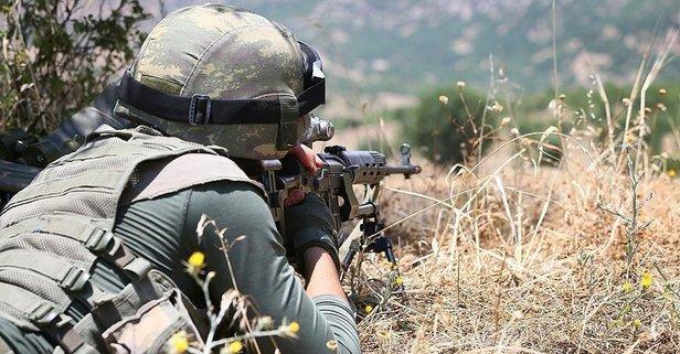Şırnak'ta PKK'ya operasyon