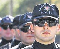 2 bin 500 yeni polis için süre uzatıldı