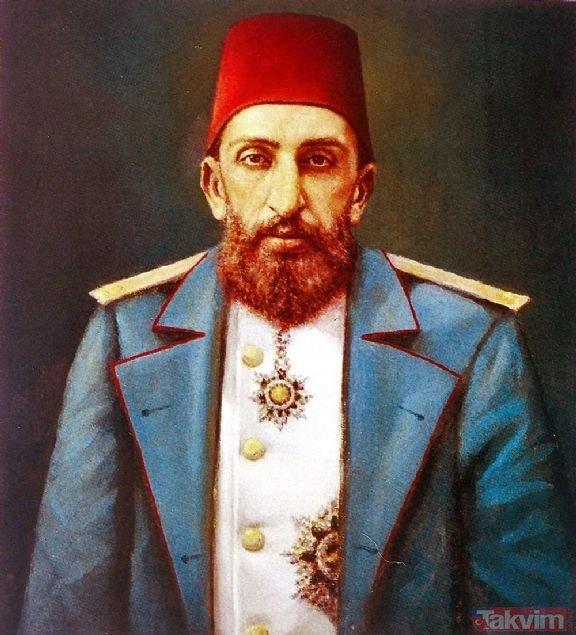 İşte Sultan 2. Abdülhamit'in son sözleri şoke etti! Eşi duyunca irkildi