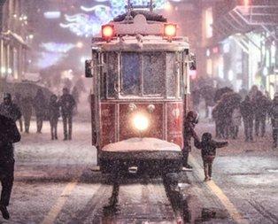 Meteoroloji İstanbulluları uyardı: Yılın en büyük kar yağışı geliyor!