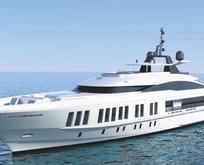 30 milyon dolarlık yat Antalya'da