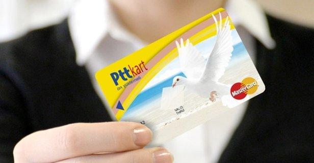 PTT kartı nasıl alınır, kimlere verilir?