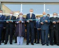 Erdoğan, Gençlik Merkezi'nin açılışını gerçekleştirdi