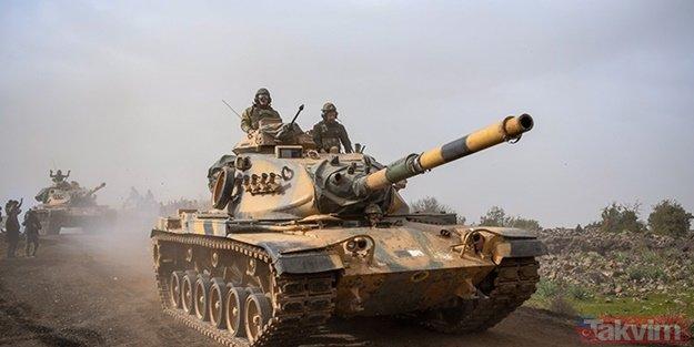 Suriye operasyonu öncesi ABD açıkladı! En çok tankı olan ülke bakın hangisi... Türkiye'nin kaç tankı var?