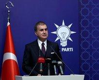Çelik'ten CHP'li Faik Öztrak'ın o sözlerine çok sert tepki
