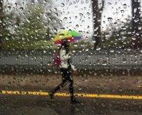 Meteoroloji'den o bölgeler için yağış uyarısı!