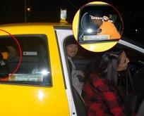 Galatasaraylı yıldızlar Ortaköyde yakalandı