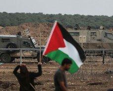 Katil İsrail  hava harekatı başlattı