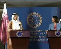 Katar'dan Libya kararı