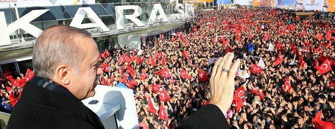 Ankara'da AK Parti İl Kongre coşkusu