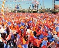 AK Parti sahaya iniyor! Tarih belli oldu