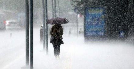 Son dakika: Meteoroloji'den İstanbul için sağanak yağış uyarısı!