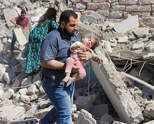 İdlib'de saldırılar devam ediyor!