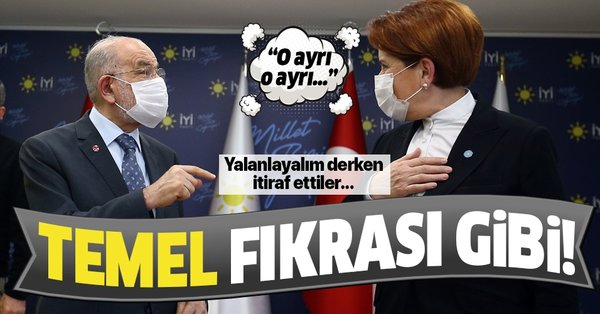Temel Karamollaoğlu'ndan Meral Akşener'in 'anayasa çalışmasını reddedelim' teklifine itiraf gibi yanıt! - Takvim