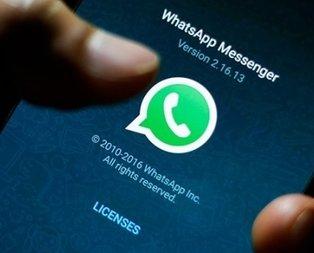 Bunu hiç duymadınız! Whatsapp'ta o tuşa basarsanız eğer...