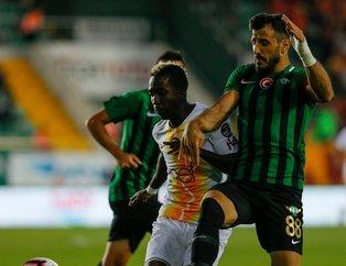 Galatasaray Akhisarda dağıldı! Akhisarspor: 3 - Galatasaray: 0