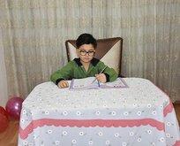 Uluslararası matematik şampiyonu Hakkari'den çıktı
