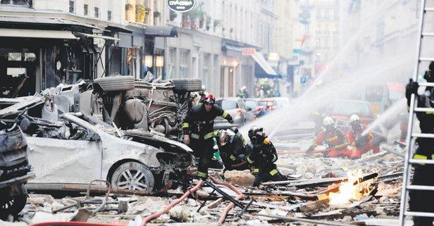 Paris bombası