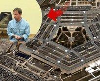Pentagon'un gizli ordusu deşifre oldu