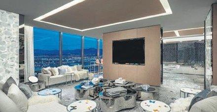 Las Vegas'ta otelde büyük soygun