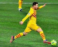 Messi '500' dedi