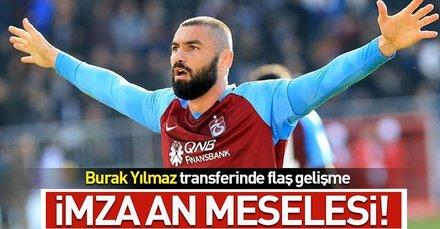 İşte Beşiktaşın Burak Yılmaz teklifi