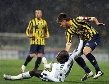 Ankaragücü Fenerbahçe maçının geyikleri