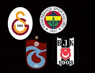 Süper Lig'e damga vuracaklar! İşte son transferlerle Fenerbahçe, Galatasaray, Beşiktaş ve Trabzonspor'un ilk 11'leri