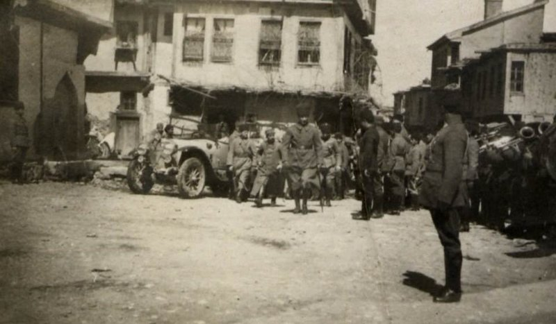 Atatürk ve Büyük Taarruzun az bilinen fotoğrafları