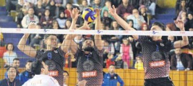 G.Saray deplasmanda Plevne'yi geçti 3-1