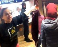 ABDde ırkçı saldırıdan kaçan Müslümanları restorandan kovdular