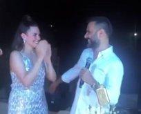 Buse Varol eşi Alişan'ı şoka uğrattı!