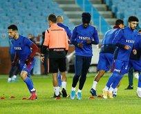 Trabzonspor'da 3 futbolcu kadro dışı bırakıldı