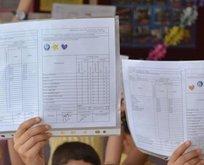 Lise 9,10,11 ve 12. sınıflar bu dönem karne alabilecek mi?