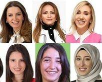 İşte Meclisin kadın milletvekilleri