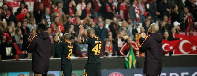 Avrupa hayal oldu! Galatasaray da veda etti...  (MS: Benfica 0-0 Galatasaray)