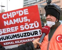 İBB'de işten çıkarılan işçi: CHP'de namus sözü hükümsüzdür!