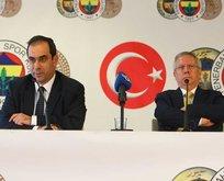Fenerbahçe Yönetimi'nden Şenol Güneş ve Beşiktaş'la ilgili olay açıklamalar