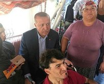 Erdoğan'a balığa çıkma teklifi