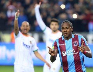 Fırtına'ya Alanya engeli! (Maç sonucu: Trabzonspor 0-2 Alanyaspor)