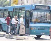 Vatandaşa otobüs parası