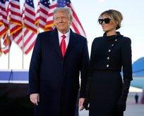 Bomba iddia! Trump ile eşi ayrı yataklarda...