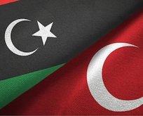 İmzalar atıldı! Türkiye ile Libya...