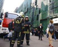 Moskova'da bomba alarmı! 30 bin kişi tahliye edildi