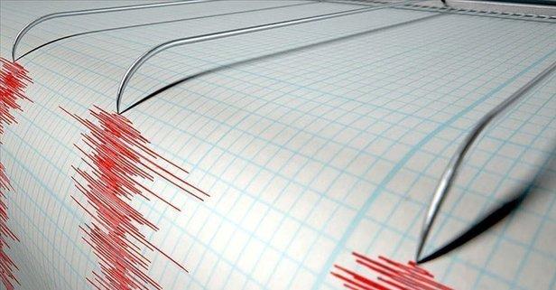 AFAD'dan açıklama! O ilçede 4.1 büyüklüğünde deprem