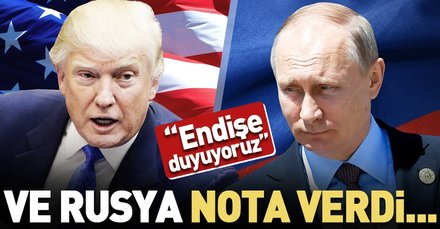 Son dakika: Rusya Fırat'ın doğusu için nota verdi!