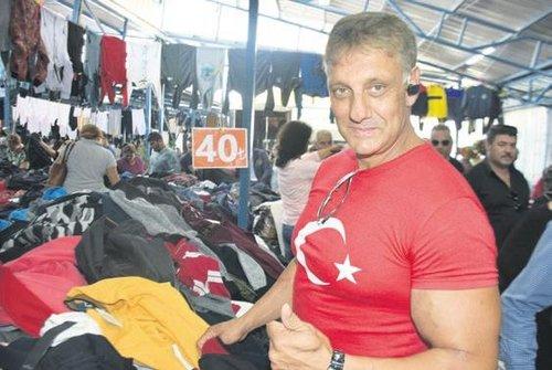Edirne'ye alışveriş yapmak için gelen Bulgar ve Yunanlar, kentte yoğunluk oluşturuyor! Nüfus 10 bin artıyor…